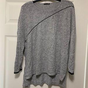 ULTRA soft Zara grey sweater